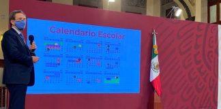 Este es el calendario escolar de la SEP para el ciclo 2020-2021