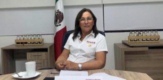 Rocío Nahle, secretaria de Energía, da positivo a COVID-19