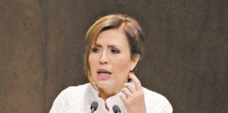 Solicita FGR pena de 21 años de cárcel contra Rosario Robles