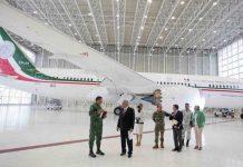 AMLO afirma que ya hay 'compromiso de compra' del avión presidencial