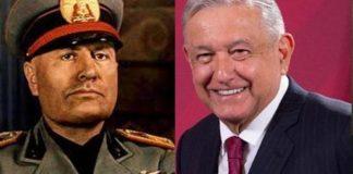 Breve retrato de Mussolini