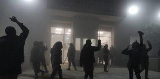Policías agreden y detienen a mujeres que tomaron sede de la CODHEM en Ecatepec