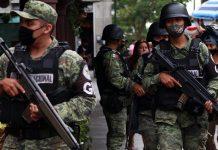 Mandos militares controlan a la Guardia Nacional, confirma amparo de Mayor del Ejército