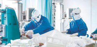 Mueren 8 de cada 10 intubados por Covid en el IMSS
