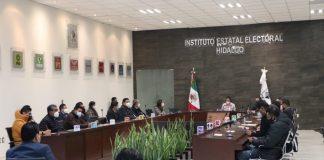 """No habrá PREP en Hidalgo; el IEEH dará a conocer resultados de votación a través de """"Preliminares Hidalgo 2020"""""""