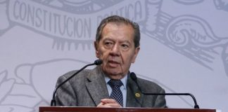 Porfirio Muñoz Ledo cancela toma de protesta de dirigencia de Morena