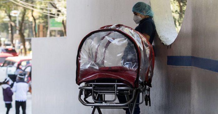El conteo oficial muestra 100 mil muertes, pero van más de 260 mil defunciones por la pandemia