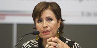 Juez gira orden de aprehensión contra Rosario Robles por lavado y delincuencia organizada