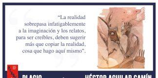 Plagio, de Aguilar Camín