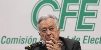 Echan atrás suspensión contra empresa de hijo de Manuel Bartlett, director de la CFE