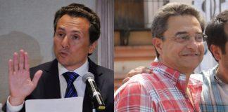 Fiscalía niega al INE información sobre Lozoya y Pío Obrador
