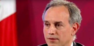 """Nota del NYT tiene imprecisiones y """"hoyos de información"""": López-Gatell"""
