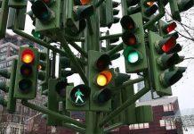 Semáforos a la mejicana