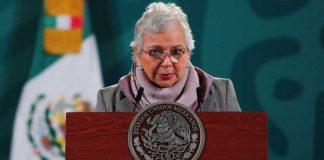 Los derechos no se consultan: Sánchez Cordero sobre el aborto