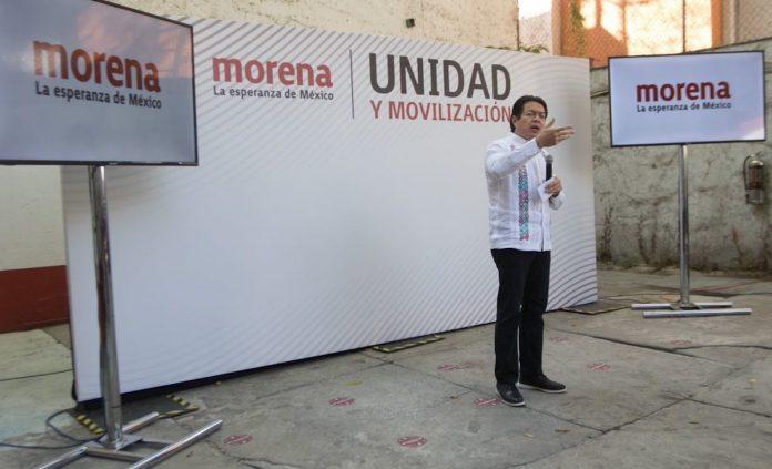 Morena no cumplió su promesa de ceder spots para informar de la pandemia