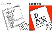 Optimismo, ilusiones y propósitos para 2021