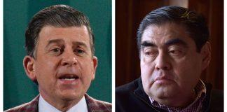 """Profeco es """"inútil"""", acusa Barbosa; el gobernador """"sufre demencia"""", revira Sheffield"""