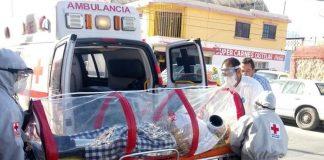 Ambulancias cambian protocolos por saturación: si no hay lugar en hospital, el enfermo se queda en casa