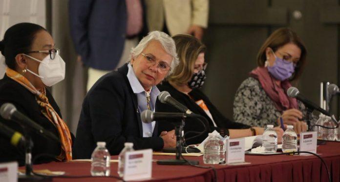 Aunque no haya sentencia, no debe ser candidato quien tenga antecedentes de violencia: Sánchez Cordero