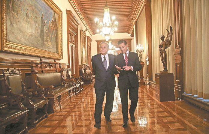 Los tesoros de Palacio Nacional y las tareas de su nuevo