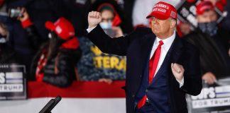 Trump y Menem