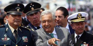 ¿Los mexicanos quieren un gobierno militar?