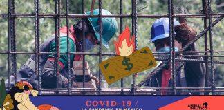 COVID ha matado más a personas pobres: los más afectados tenían baja escolaridad y empleos mal pagados