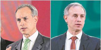 López-Gatell varió sus estimaciones; pronósticos Covid erraron una y otra vez