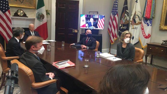 Nueva reunión bilateral