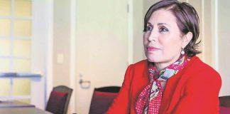 Rosario Robles no se declarará culpable por Estafa Maestra; irá a juicio