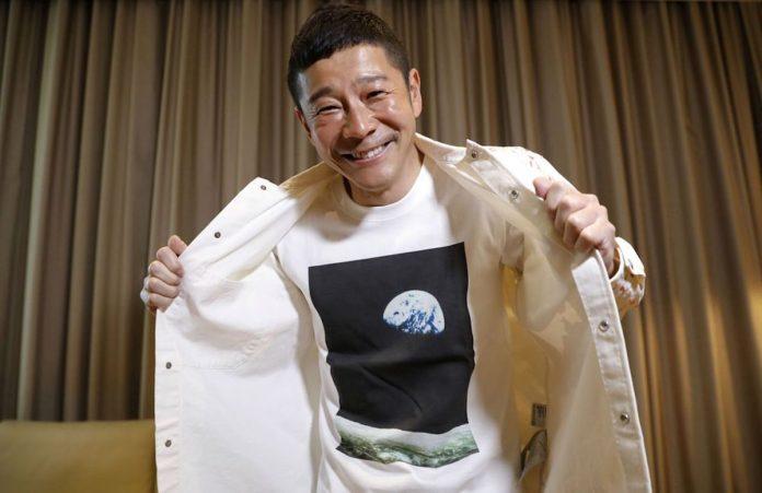 Se busca: ocho personas para acompañar a millonario a la Luna