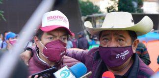 Ahora Salgado acusa a Morena de no entregar informe