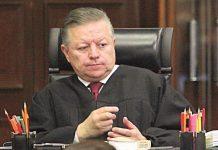 Ampliación de periodo de Arturo Zaldívar es constitucional: AMLO