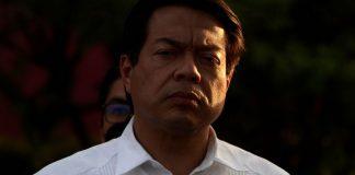 Mario Delgado: hablar desde la letrina