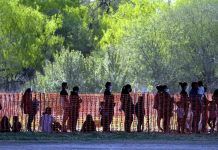 Pacta EU con México aumento de tropas en frontera