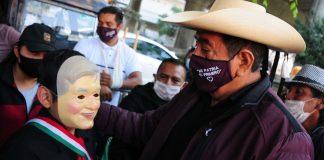 'Si no se reivindican, los vamos a encontrar': Félix Salgado amenaza a consejeros del INE